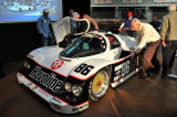 Simeone Automotive Museum -- Vic Elford and Porsche Race Cars, November 2010