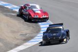Rolex Monterey Motorsports Reunion -- Group 2A Race, August 2010