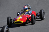 Rolex Monterey Motorsports Reunion -- Formula Junior Race (Group 6A), August 2010