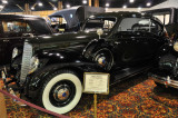 1938 Lincoln K Twelve Touring Coupe by Judkins
