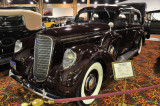 1937 Lincoln K Twelve Berline by Judkins
