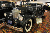 1933 Pierce-Arrow 1247 Convertible Sedan by LeBaron