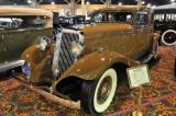 1933 Franklin 17A Club Brougham by LeBaron