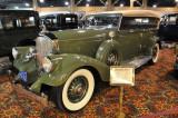 1933 Pierce-Arrow 1242 7-Passenger Touring