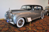 1955 Rolls-Royce Silver Wraith Touring Limousine by James Young, originally owned by Marjorie Merriweather Post