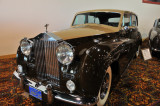 1958 Rolls-Royce Silver Wraith Limousine by James Young; originally owned by Mrs. Eli Lilly