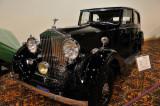 1937 Rolls-Royce Phantom III Sedanca de Ville by H.J.Mulliner
