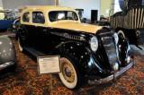 1936 Hupmobile Six-Series 618G 6-Passenger 4-Door Sedan by Hayes (ST)