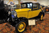 1930 Ford Model A Sport Coupe (DC, ST)