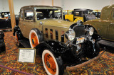 1932 Chevrolet Confederate Series BA Deluxe Coupe by Fisher
