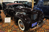 1937 Cord 812 (Supercharged) Convertible Phaeton Sedan, designed by Gordon Buehrig as a baby Duesenberg