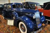 1937 Packard 1507 Twelve 15th Series Club Sedan