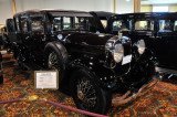 1928 Lincoln L Enclosed Drive Limousine by Willoughby