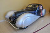 1937 Talbot Lago T150-C-SS Sport Coupé by Figoni & Falaschi, donated by the Locke Family Trust