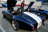 Shelby Cobra replica, completed in 2012, Factory Five kit (4190)