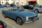Late 1960s Mercedes-Benz 280 SL (4202)