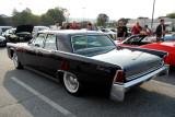 1962 Lincoln Continental 4-door sedan (4205)