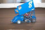 Salem Indoor Racing Jan 18 2009