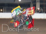 Salem indoor racing  oct 30 2010