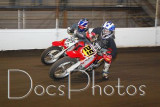 Salem Indoor racing Nov 27 2010 flat track bikes/quads
