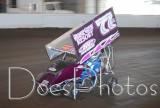 Salem indoor racing  Dec 5 2010