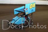 Salem indoor racing  Dec 18  2010