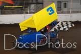 Salem indoor racing  Feb 13 2011 King of the West