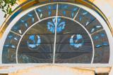 Brussels' Art Nouveau sgraffitis and windows