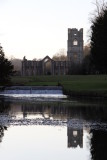 abbey reflections
