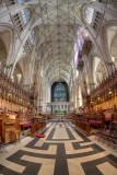 The Choir Area