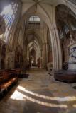 York Minster Light