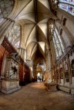 York Minster Corridor