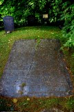 Old Grave, St Just Church, 1869