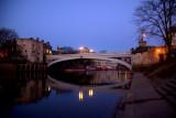 Bridge and Boats.