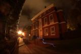 York At Night