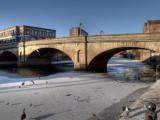 Frozen River Ouse