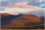 Evening Light on Snowdonia