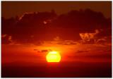 Sunset Over Ireland