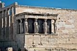 Caryatides (Maidens) on the Erechtheion