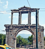 The Arch of Hadrian
