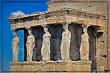 Caryatides (Maidens) on the Erechtheion (click to enlarge)