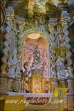 St. George, the dragon slayer at Weltenburg Abbey