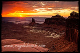 Sunset at Green River Overlook, Canyonlands