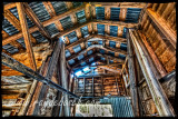 Inside the Longfellow Mine near Red Mountain Pass, CO