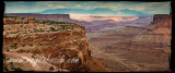 Shafer Canyon Overlook, Canyonlands