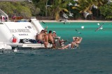 Sailing in US Virgin Islands, Jun.2009