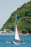 n6947 Trapeze sailing