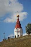 Karaulnaya Gora chapel (Krasnoyarsk)