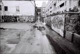Backalley graffiti