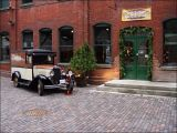 The Historic Distillery District